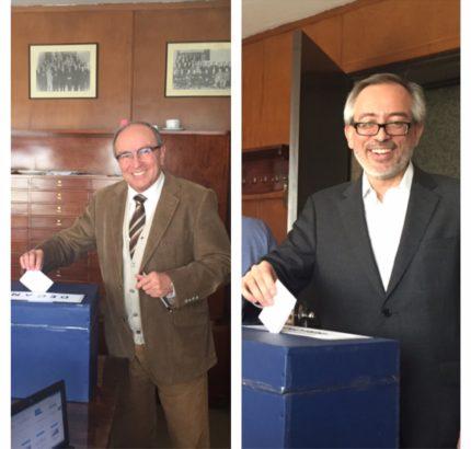 Fotografía elecciones